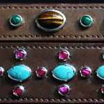 Custom Creations with Turquoise, Malachite and Tiger's Eye
