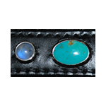 Turquoise and Moonstonet